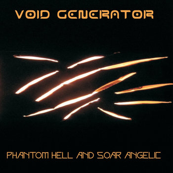 Phantom Hell And Soar Angelic cover art