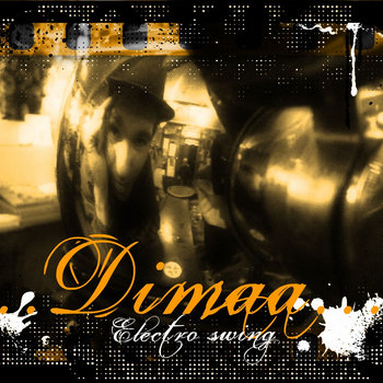 Dimaa - One more time (EP) cover art