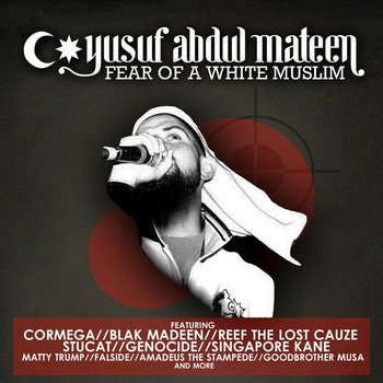 Fear Of A White Muslim cover art