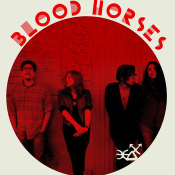 Blood Horses cover art
