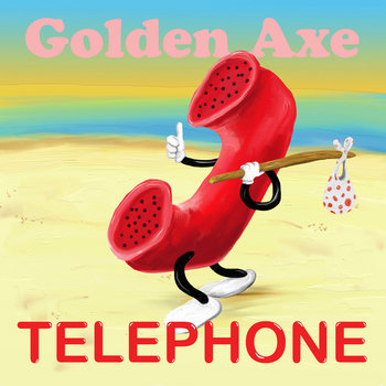 Telephone E.P. cover art