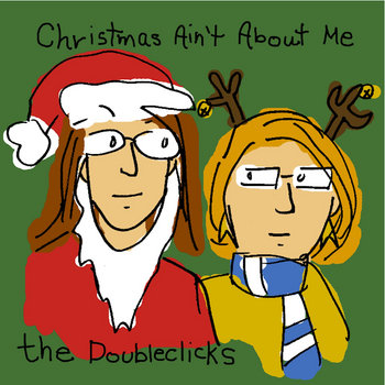 Christmas Ain't About Me cover art