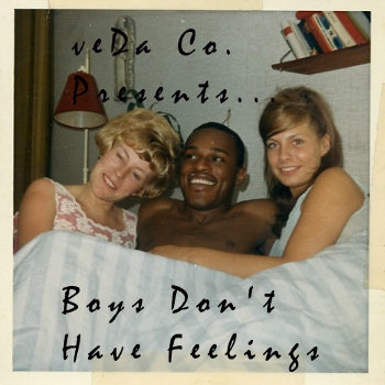 Boys Don't Have Feelings EP cover art
