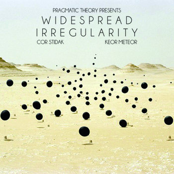 Cor Stidak &amp; Keor Meteor - Widespread Irregularity cover art