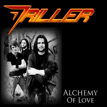 Alchemy of Love EP cover art