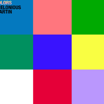 COLORS cover art
