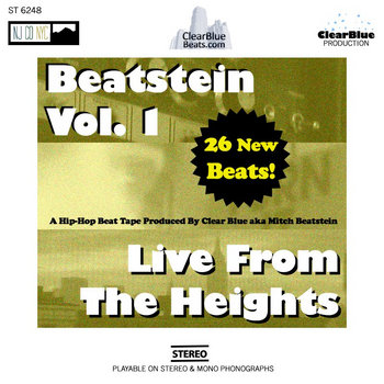 Beatstein Vol. 1: Live From The Heights cover art