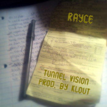 Tunnel Vision (prod. by Klout) cover art