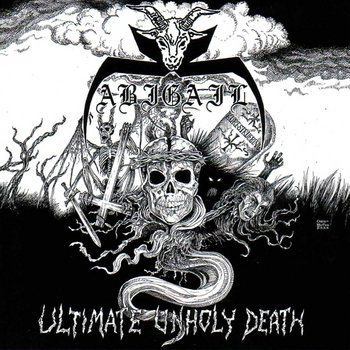 Ultimate Unholy Death cover art