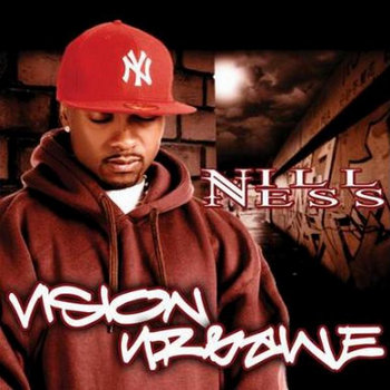 Vision Urbaine LP (Instrumentals) cover art