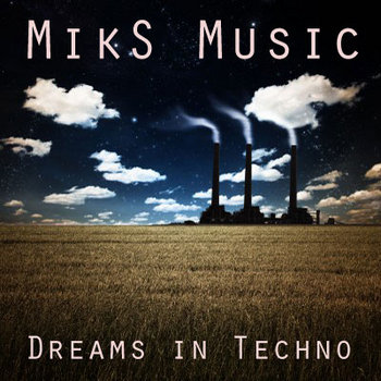 Dreams in Techno cover art