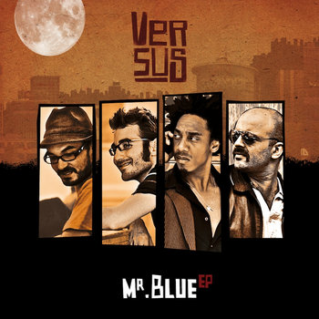 Mr Blue EP cover art
