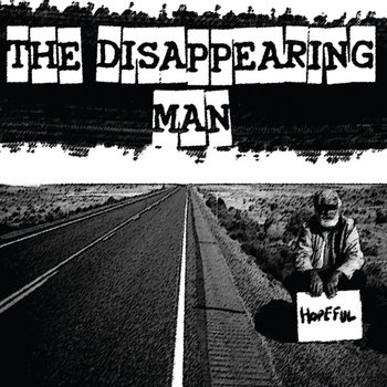 Disappearing Man / Business Fairy 7inch cover art
