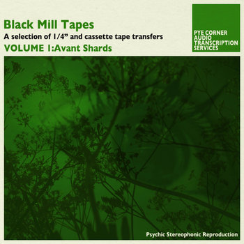 Black Mill Tapes Vol.1 cover art
