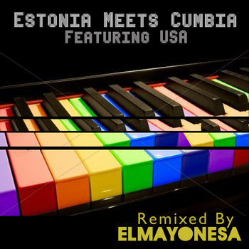 ESTONIA MEETS CUMBIA cover art