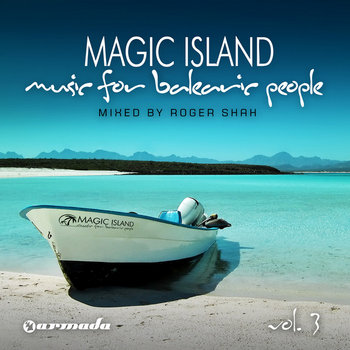 Magic Island - Music For Balearic People, Vol. 3 cover art