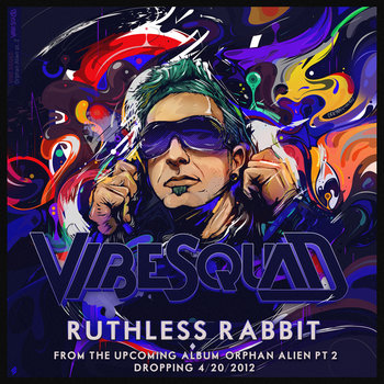 Ruthless Rabbit (Single Pack) cover art