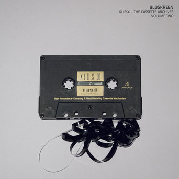 XLIIS90 - The Cassette Archives (Volume Two) cover art