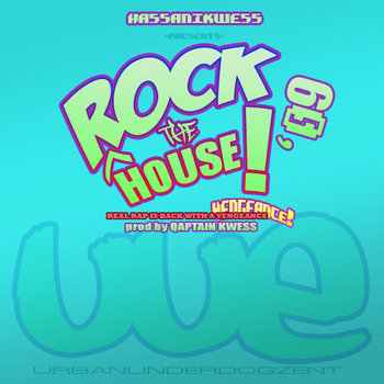 Rock The House 09' (Single) cover art