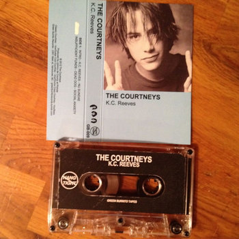 K.C. Reeves (Tape) cover art
