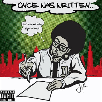 Once Was Written cover art