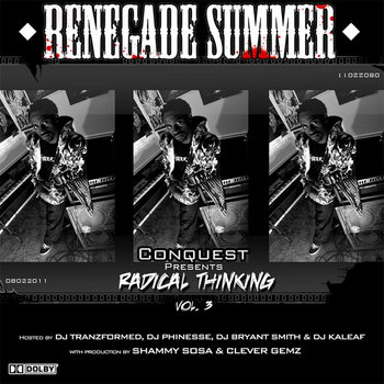 RENEGADE SUMMER cover art