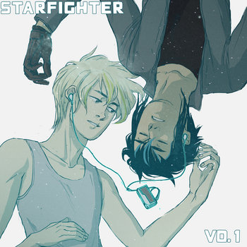 Starfighter Vol.1 cover art