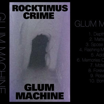 Glum Machine cover art