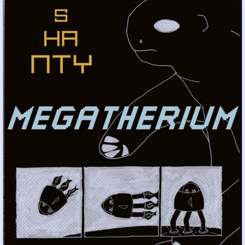 Megatherium cover art