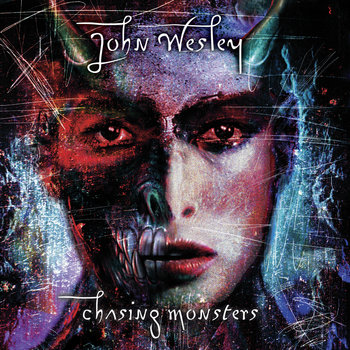 Chasing Monsters (CD or Download) cover art