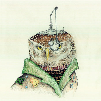 The Melodious Owl cover art