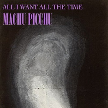 All I Want All The Time cover art