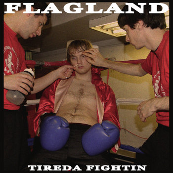 Tireda Fightin cover art