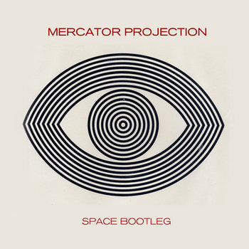 Mercator Projection - Space Bootleg Cover