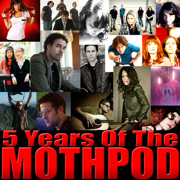 5 Years of the Mothpod cover art