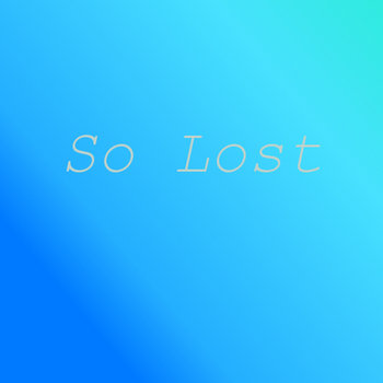 So Lost cover art