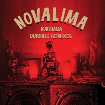 Karimba Diabolic Remixes cover art