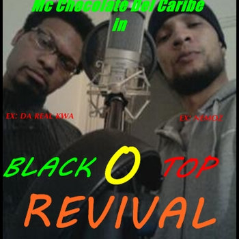 BLACKOTOP REVIVAL cover art
