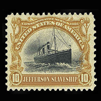 Jefferson Slaveship cover art