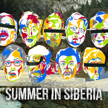 Summer In Siberia cover art