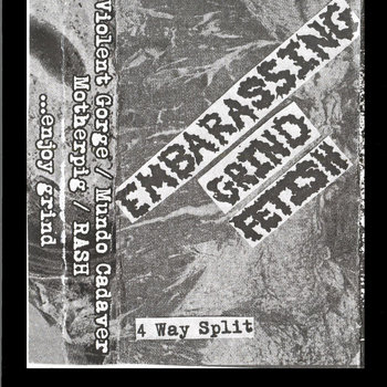 Embarrassing Grind Fetish cover art