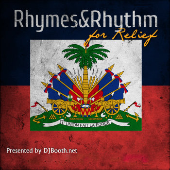 Rhymes & Rhythm for Relief cover art