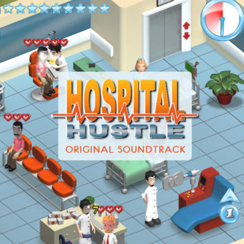 Hospital Hustle OST cover art
