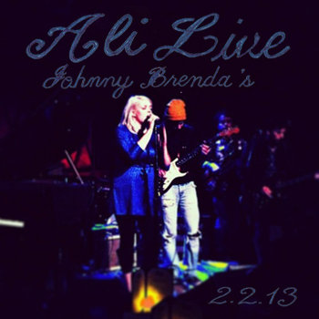 Live at Johnny Brenda's 2.21.13 cover art