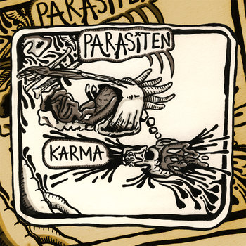 Karma cover art