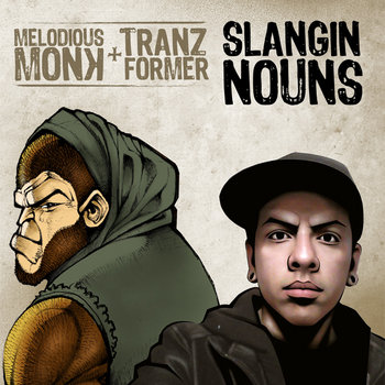 Slangin Nouns cover art