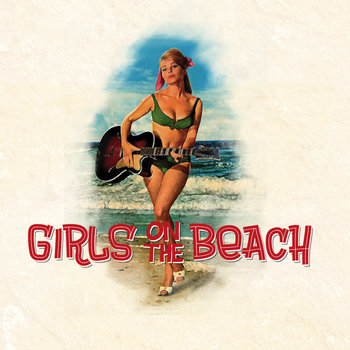 Girls on the Beach cover art