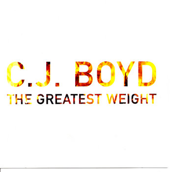 The Greatest Weight cover art