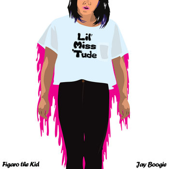 Lil' Miss 'Tude - Single cover art