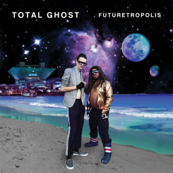 Futuretropolis cover art